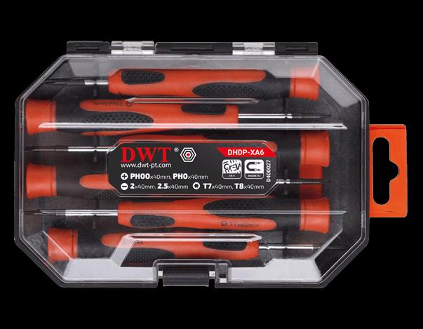 Picture of 6 pcs Precision screwdriver set