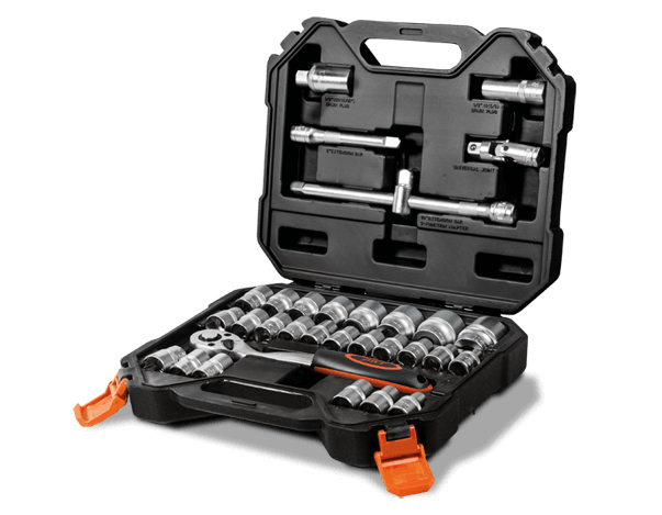 Picture of 32 pcs socket wrench set