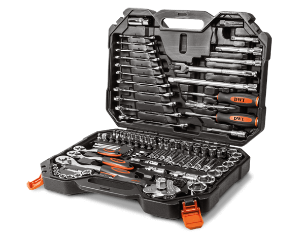 Picture of 123 pcs hand tools set